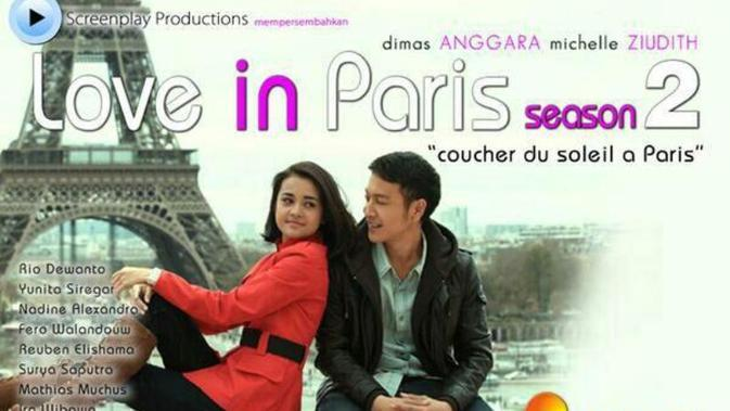 Sinetron Love in Paris season 2 (dok. Screenplay)