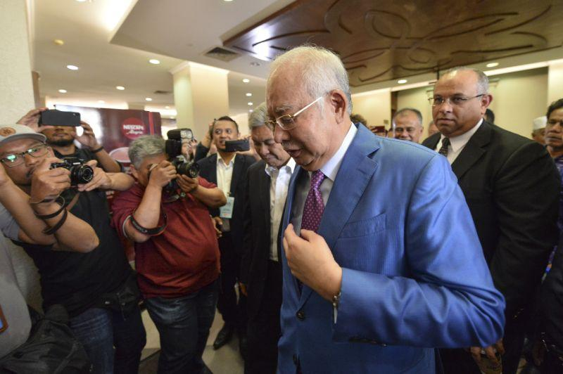 Badan AntiKorupsi Malaysia: Rekaman audio tunjukan aksi mantan PM