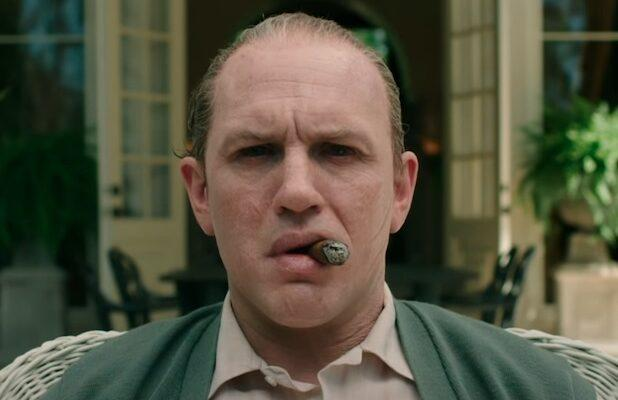 'Capone' With Tom Hardy Earns $2.5 Million on VOD in First 10 Days
