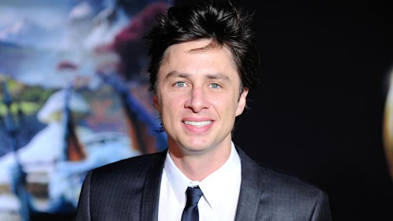 Zach Braff's Kickstarter Campaign Closes With $3.1 Million