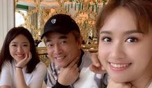 憲哥和親家朱立倫吃飯 鬆口女兒婚期