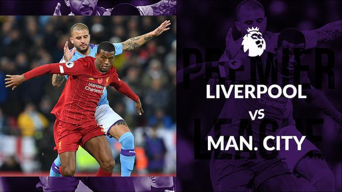VIDEO: Bungkam Manchester City, Liverpool Belum Terkalahkan di Premier League