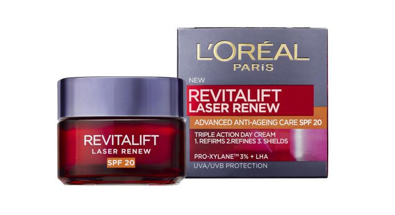 L'Oreal Paris Revitalift Laser SPF20 Anti Ageing Cream 50ml