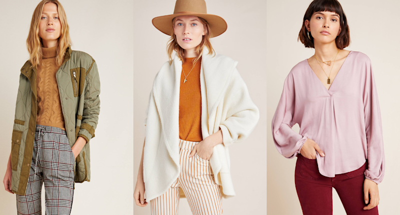 Anthropologie is having a 24-hour flash sale
