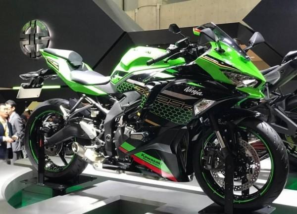 Ninja 250 4 Silinder Dirilis Januari? Ini Jawaban Kawasaki Indonesia