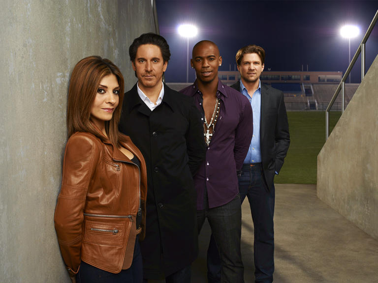 Necessary Roughness (USA, 1/23)
