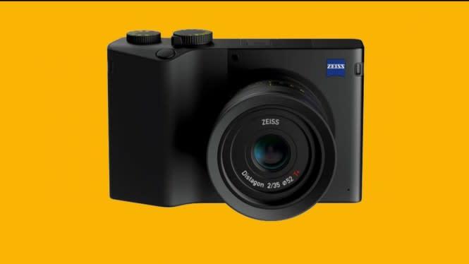 ZEISS ZX1, Kamera dengan OS Android Seharga Rp88 Juta