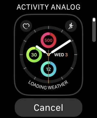 best apple watch faces newface5