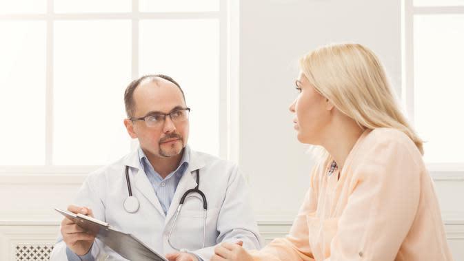 Kapan harus pergi ke dokter spesialis ortopedi? (Ilustrasi/iStockphoto)