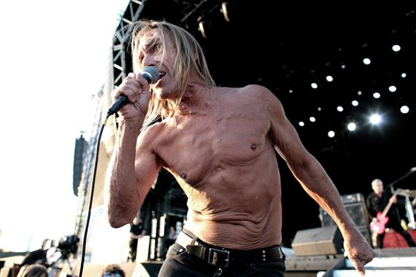 Iggy Pop Self-Releasing French Album