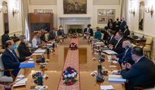 美印召開2+2對話 討論中國威脅 (圖)