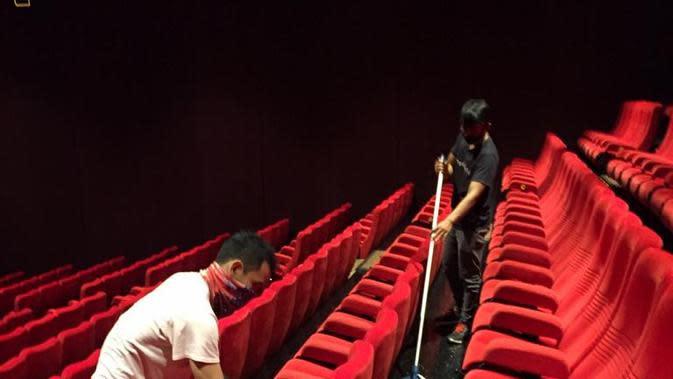 Pemprov DKI Izinkan 3 Manajemen Bioskop Kembali Beroperasi