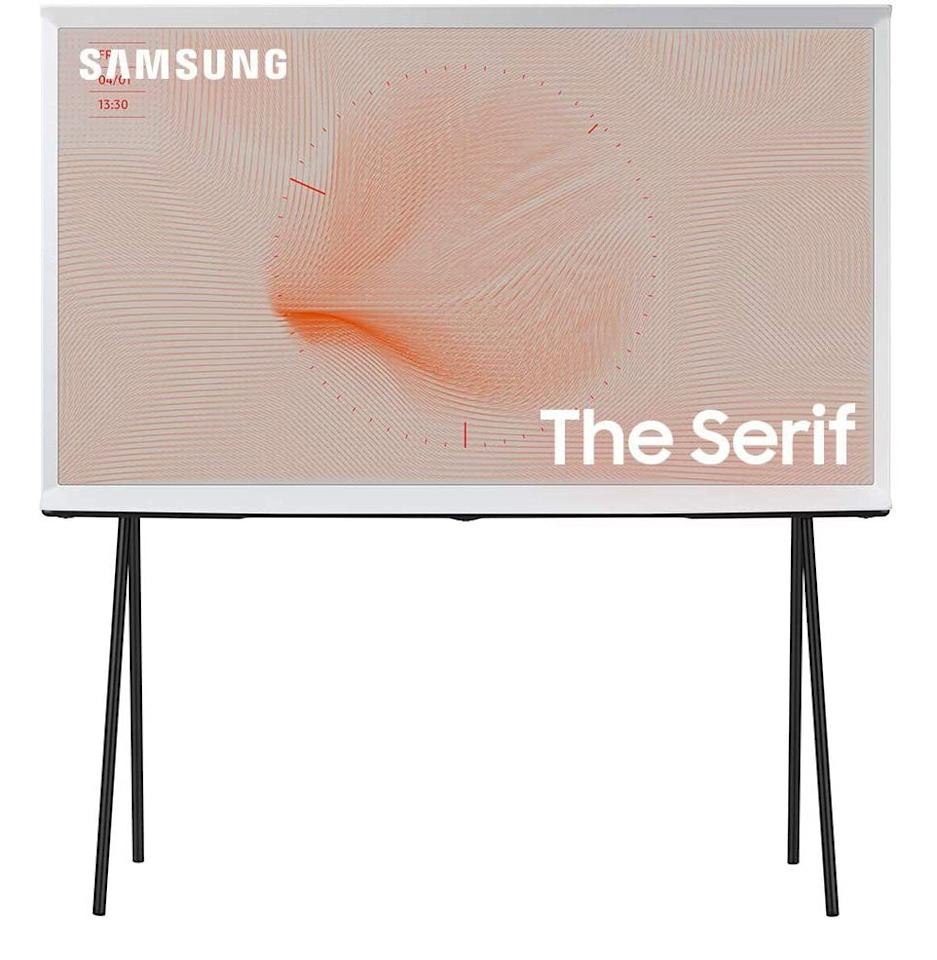 """<p><strong>SAMSUNG</strong></p><p>amazon.com</p><p><strong>$1197.99</strong></p><p><a href=""""https://www.amazon.com/dp/B086LLRZ8S?tag=syn-yahoo-20&ascsubtag=%5Bartid%7C10054.g.34313481%5Bsrc%7Cyahoo-us"""" target=""""_blank"""">Shop Now</a></p>"""
