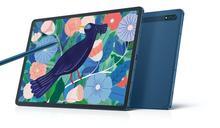 三星 Galaxy Tab S7/ S7+ 丹寧新色「星霧藍」