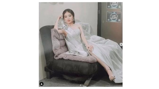 Natasha Wilona (Sumber: Instagram/bellyiverzon)