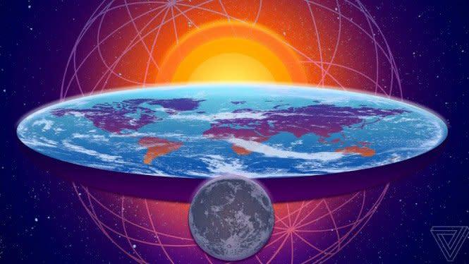 Pengikut Bumi Datar Nekat Cari Ujung Dunia, Akhirnya Jadi Begini
