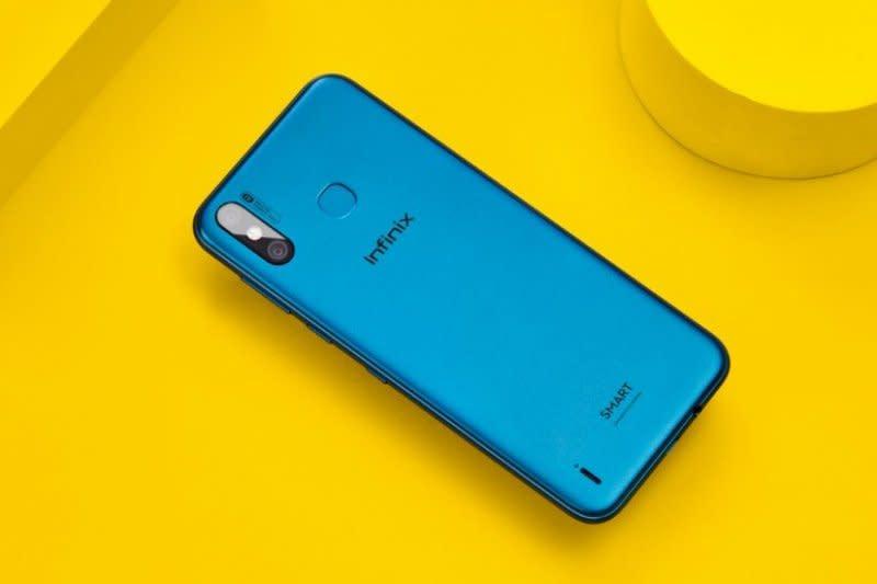 Infinix Smart 4 meluncur ke pasar saat Harbolnas