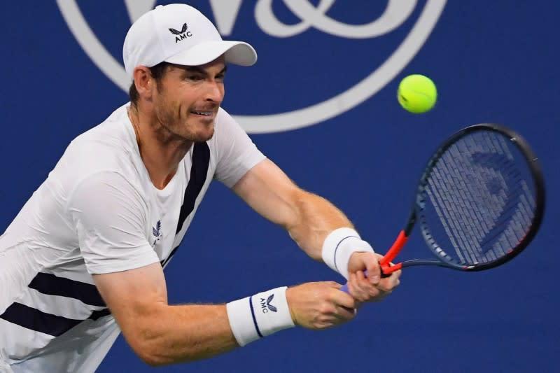 Murray capable of ruffling feathers on Grand Slam return