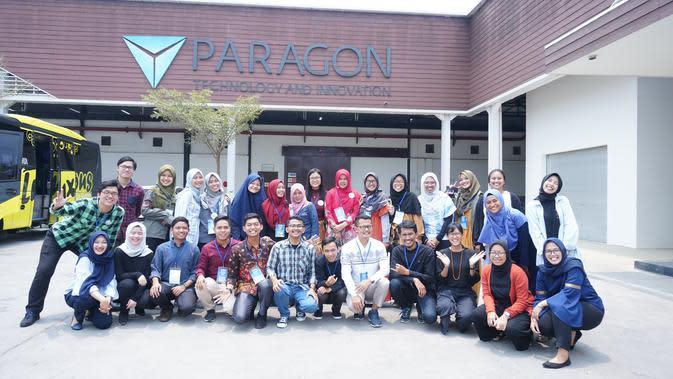 PT Paragon Technology and Innovation menggandeng beberapa lembaga untuk membuat gerakan bersama (Foto: Paragon)