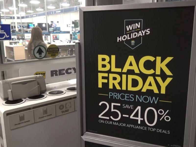 「黑色星期五」購物節為何是黑色的?