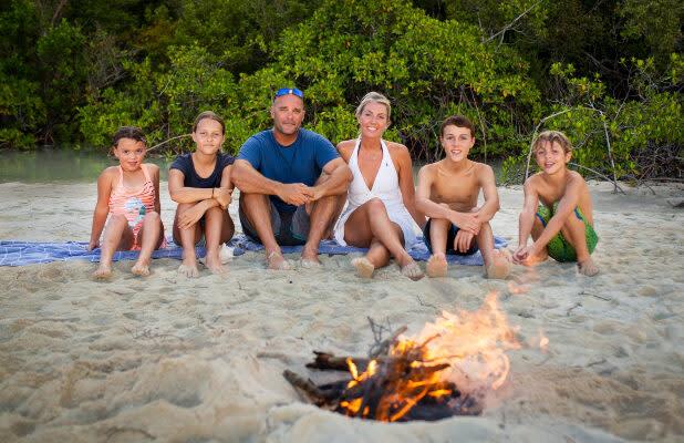 HGTV's 'Renovation Island' Couple on Getting Lucky With Hurricane Dorian, but Not Coronavirus
