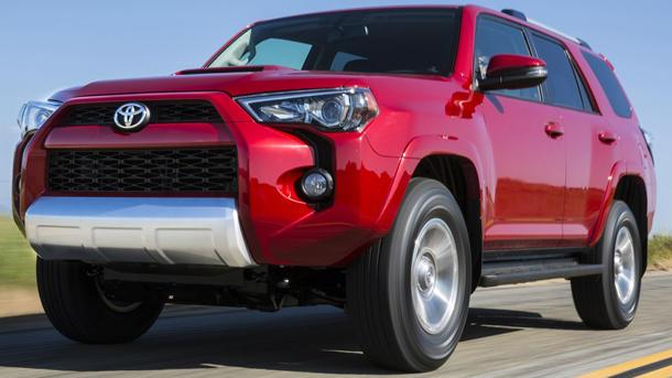 2014 Toyota 4Runner, nipped and tucked: Motoramic Drives