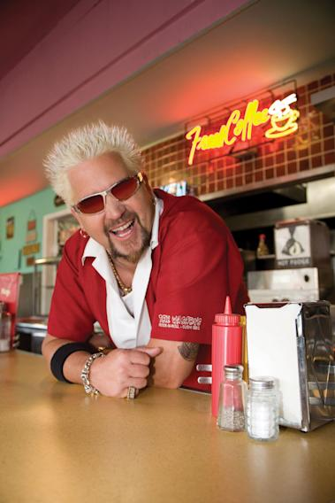 """Food Network Star"" Season 2: Guy Fieri"