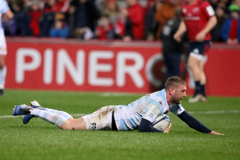 Scotland's Finn Russell starred for Racing 92 as they drew with Munster in the European Champions Cup