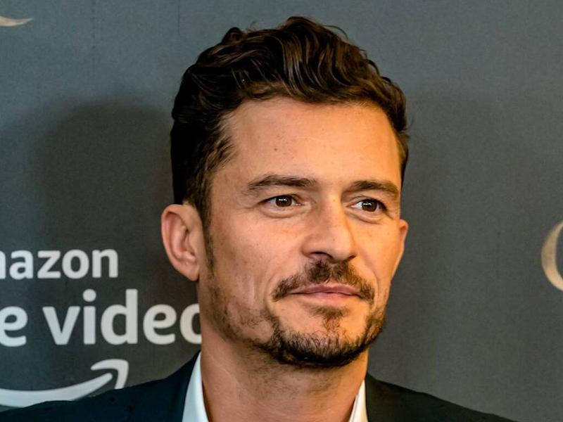 Orlando Bloom 'broken' and 'raw' as he searches for missing dog