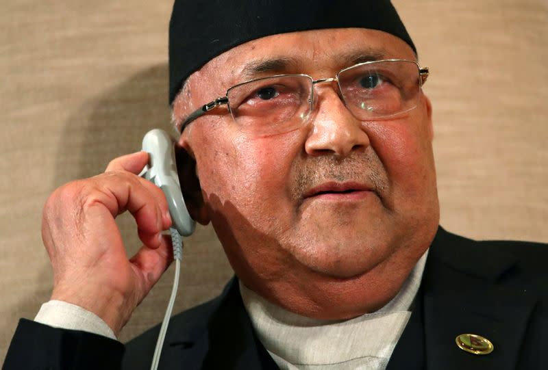 Indian and Nepali prime ministers speak for first time since land dispute