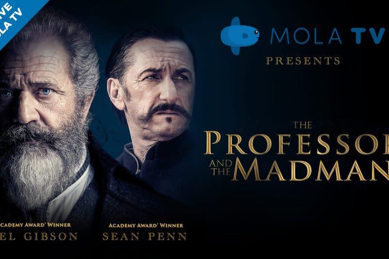 """""""The Professor and the Madman"""" tayang eksklusif di Mola TV"""