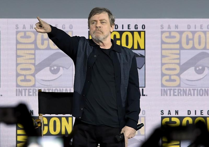Hamill caused a frenzy amongst Malaysian fans with his typo. — AFP pic