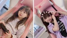 日本7歲萌妹打手遊爆紅!仙女顏值讓網友直呼:願意輸給她