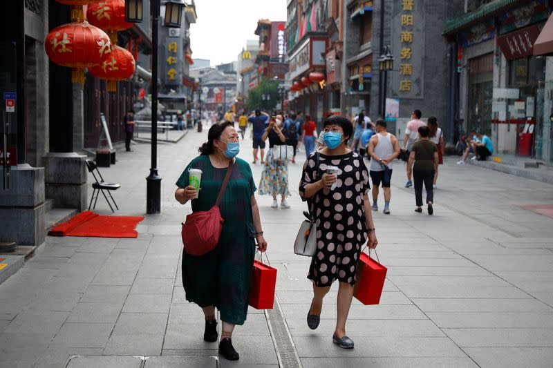 Mainland China reports 49 new coronavirus cases for Aug 1