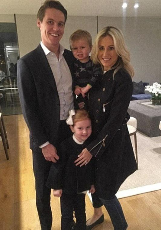 Roxy has been on her own since husband Oliver Curtis sent to prison, the Sydney-based PR queen continuing to run her business, while looking after her two young children. Source: Instagram