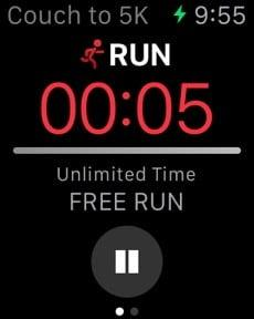 best fitness apps apple watch couch to 5k3