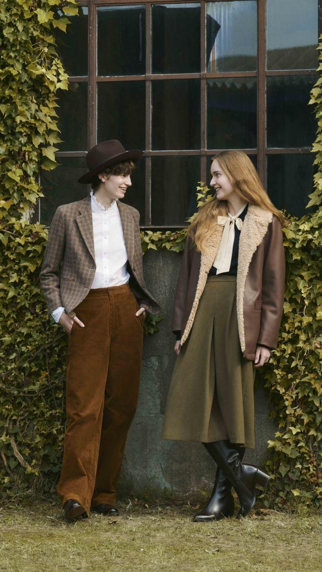 Ines de la Fressange is bringing the '70s to Uniqlo