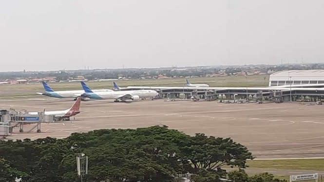 AP II: Akibat Rem Darurat Anies, Lalu Lintas Penerbangan Anjlok Lagi