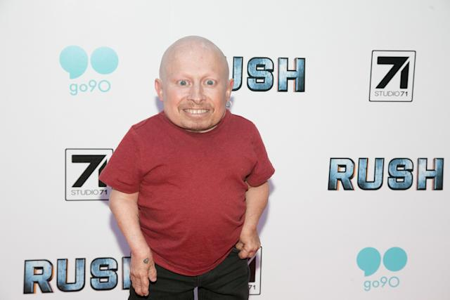Verne Troyer's representatives confirmed the actor's death to HuffPost. (Gabriel Olsen via Getty Images)