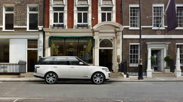 Land Rover's $226,000 Range Rover arrives in opulent style