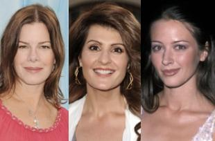 Marcia Gay Harden, Nia Vardalos, and Amy Acker Are About to Provide Guest Services