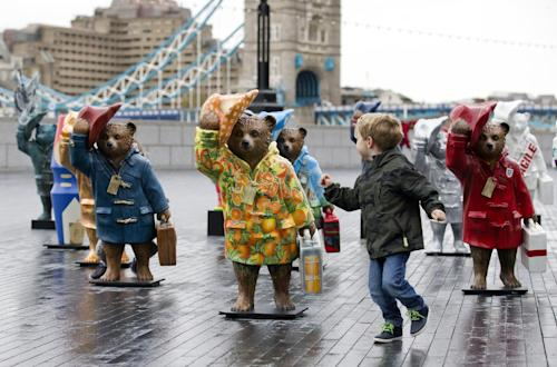 Paddington bears