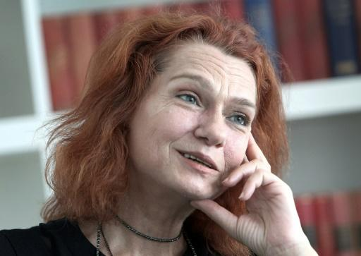 Turkish novelist Asli Erdogan is  living in exile in Germany as she risks a life sentence on terror charges at home