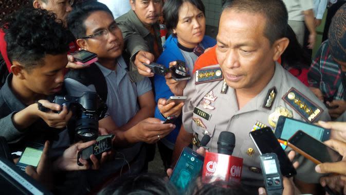Kepala Bidang Humas Polda Jawa Barat, Kombes Pol Yusri Yunus (Aditya Prakasa/Liputan6.com)