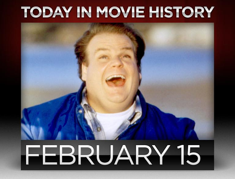 Today in movie history February 15