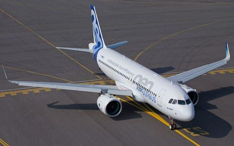 Airbus A320neo fast-selling commercial aircraft