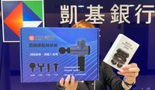 【開箱文】申辦凱基信用卡,三井武田筋摩槍/歌林無線藍牙耳機送給你