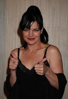 Pauley Perrette Is the Most Popular Star in Primetime TV