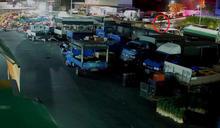 高雄無業毒犯混市場隨機竊車財物 警調電眼以車逮人