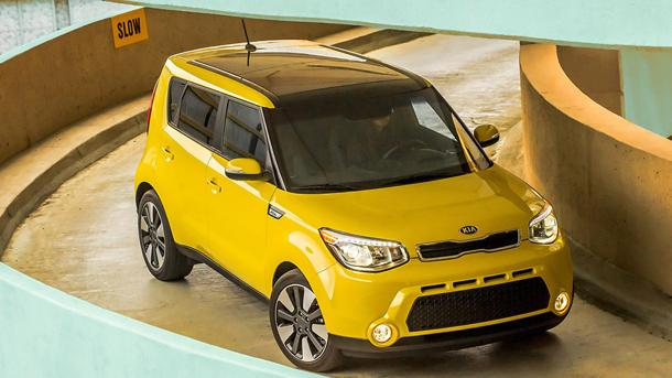 2014 Kia Soul, slimmed down and dressed up: Motoramic Drives